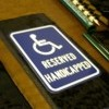 Safety Signs - Handicapped
